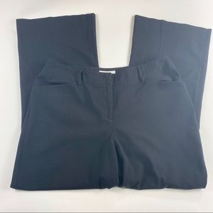 Chico's Black Dress Slacks